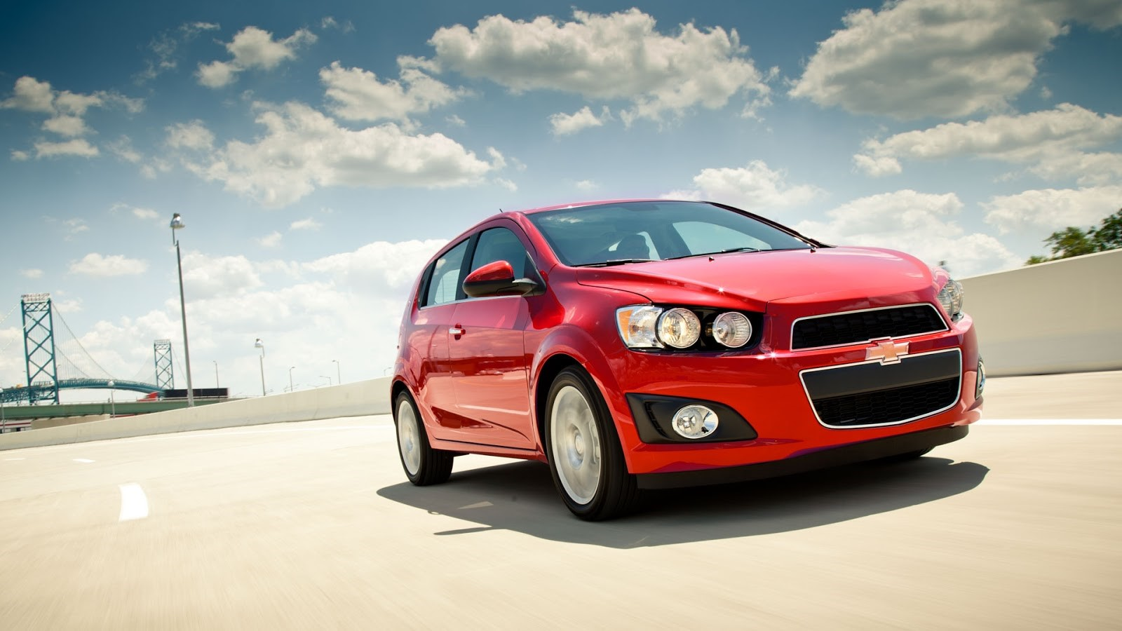 2015 chevy sonic safe and stylish