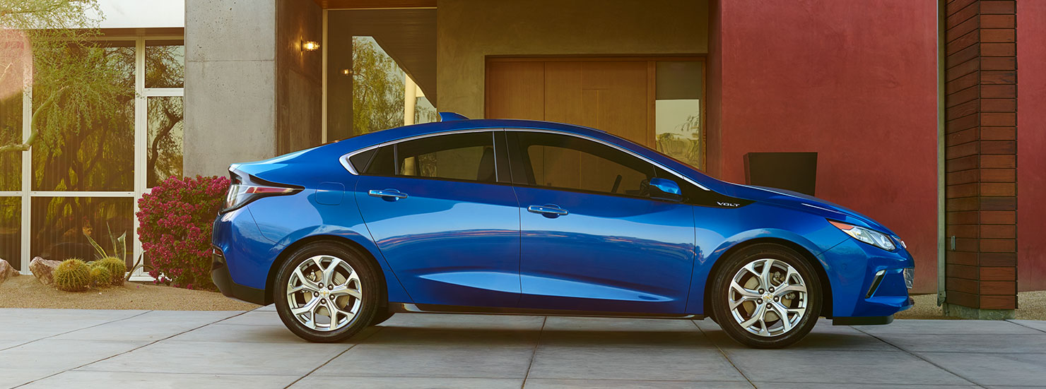 The Appealing New 2016 Volt North Country Chevy Dealers