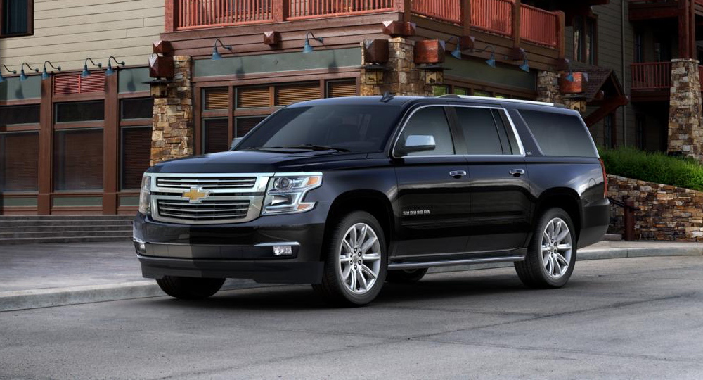 2016 Chevy Suburban The Perfect Family Car North Country Chevy Dealers