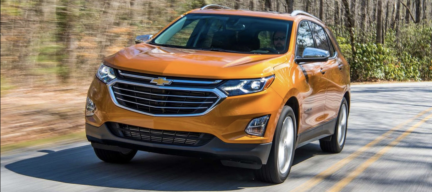 Chevy Dealers In Vt >> 2018 CHEVROLET EQUINOX FIRST DRIVE: BIG BET - North Country Chevy Dealers