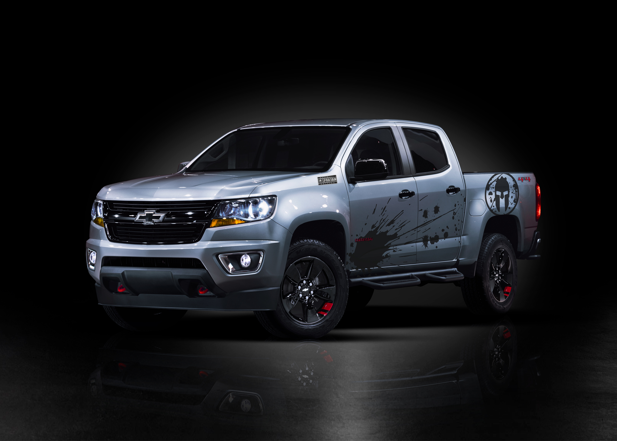North Country Chevy Dealers to Offer Special Spartan Edition Silverado and Colorado To Benefit ...
