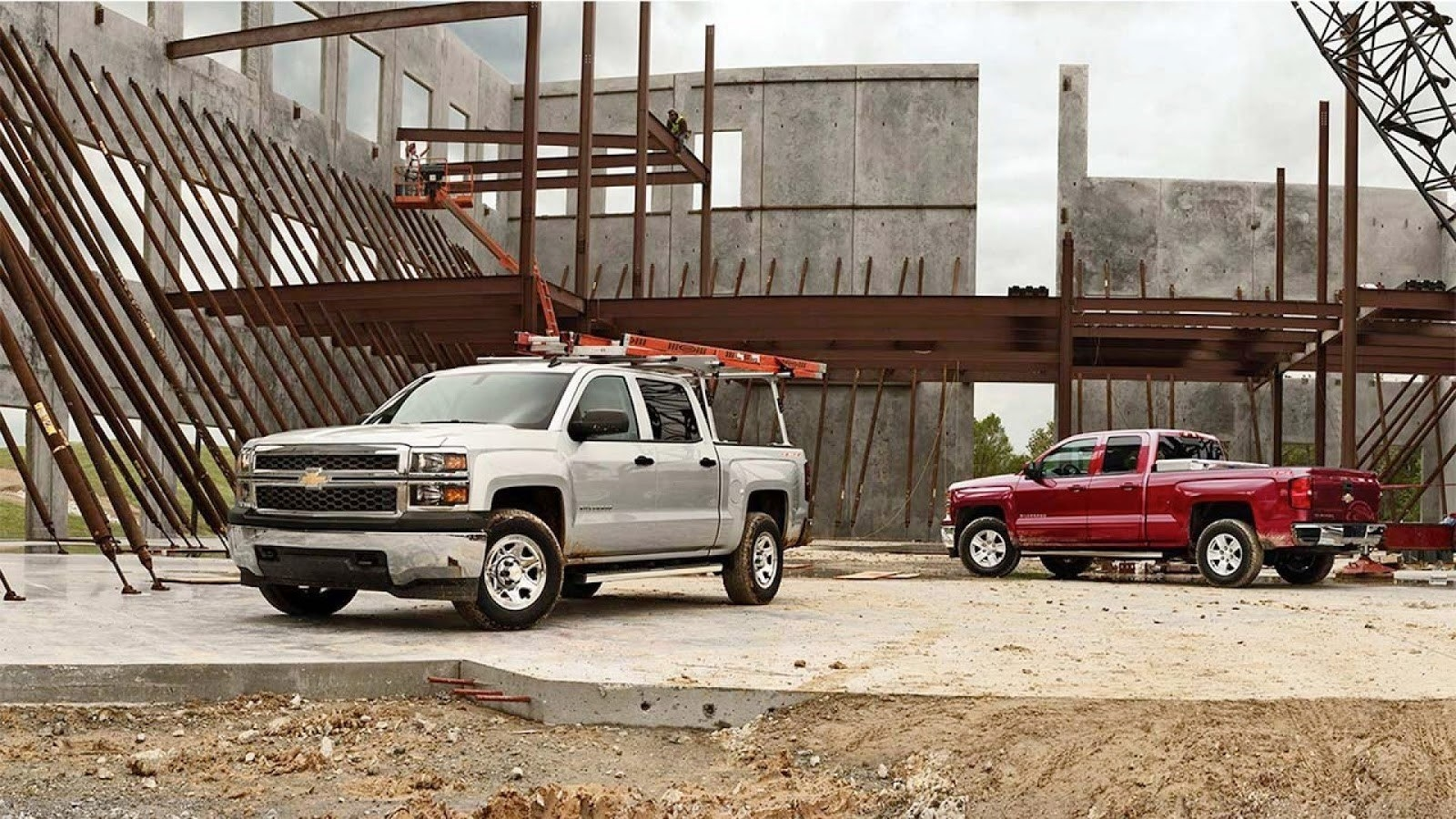 Chevy Silverado 1500 - The Family-Friendly Workhorse - North Country