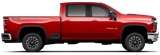 2020 silverado2500HD profile